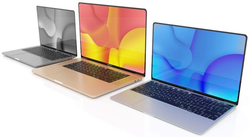 MacBook Pro 16,15,13