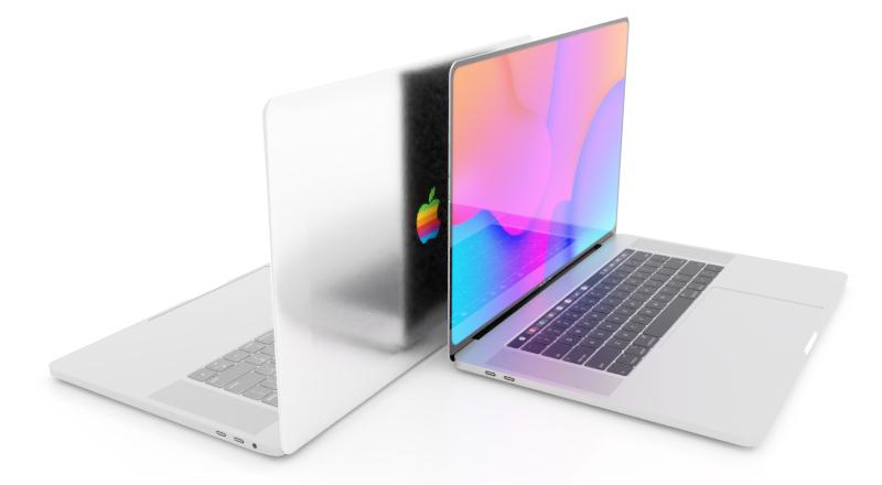 mac logo arcobaleno