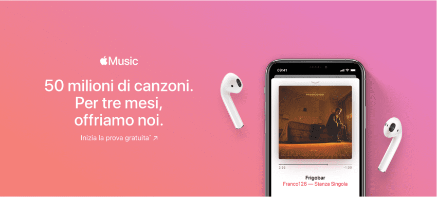 banner apple music