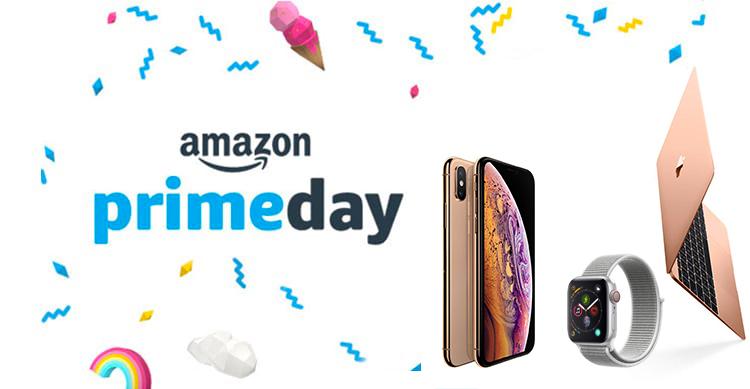 iPhone a prezzo scontato ed altri prodotti Apple in offerta per il Prime Day