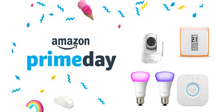Domotica: Tutti gli sconti Amazon Prime Day su Philips Hue, Termostati, Videocamere e dispositivi intelligenti