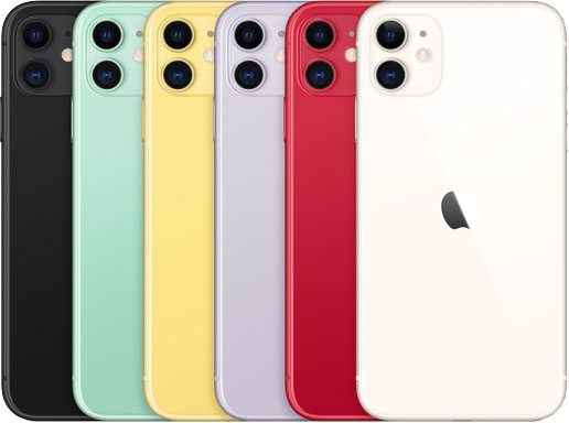 colori iPhone 11