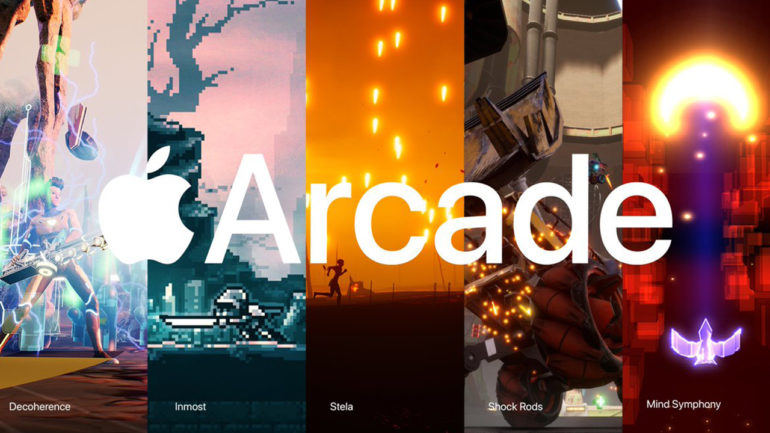 Apple Arcade New Games