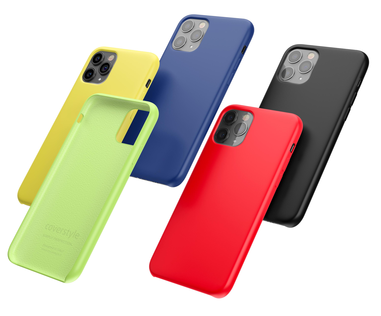 CUSTODIA UFFICIALE ORIGINALE silicone Cover per iPhone 11 Pro Max