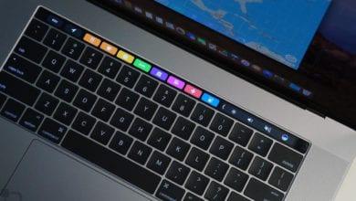 Photo of I futuri macBook potrebbero avere una tastiera virtuale su schermo