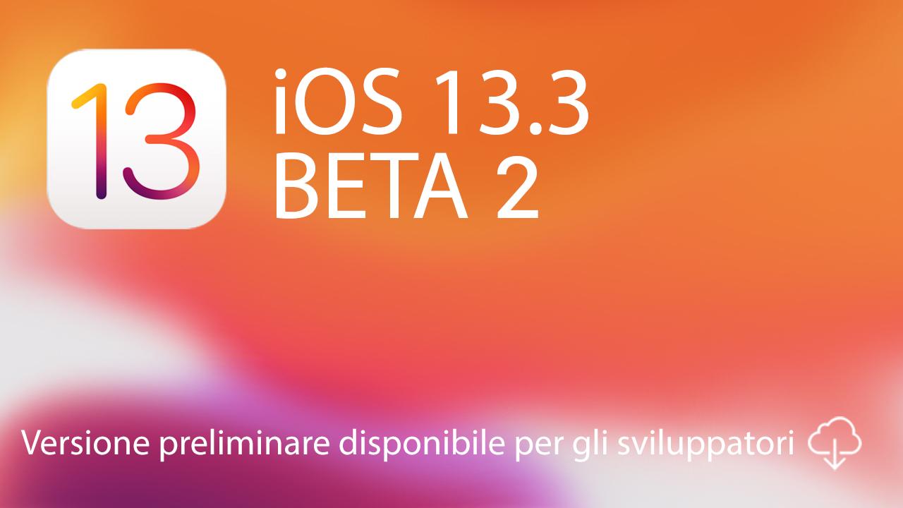 iOS-13.3-beta-2