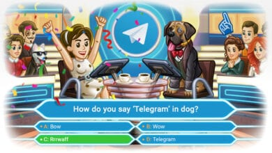 Photo of Telegram si aggiorna: Voti visibili, Risposte multiple e Modalità quiz