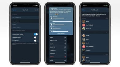 Photo of Telegram testa i Sondaggi Pubblici e la Modalità Quiz. Disponibili nella prossima versione per tutti gli utenti
