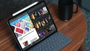 Concept Split View iPad