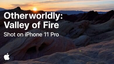 "Photo of Shot on iPhone: Apple pubblica il nuovo video  ""Valley of Fire"""