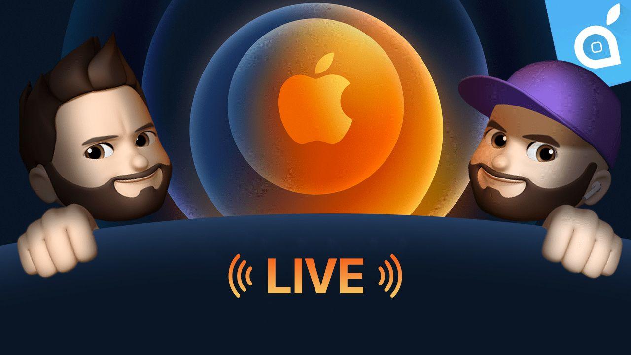 Segui la presentazione degli iPhone 12 in diretta